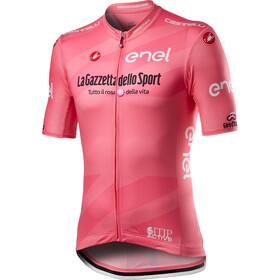 Castelli Giro103 Competizione Maglietta a maniche corte Uomo, rosa giro
